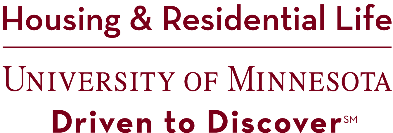 University of Minnesota Housing and Residential Life